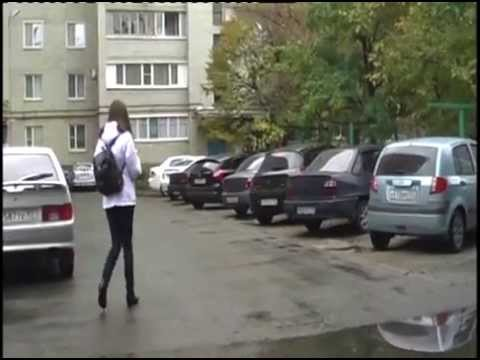 Видео курс ПДД -32 : Движение в жилых зонах