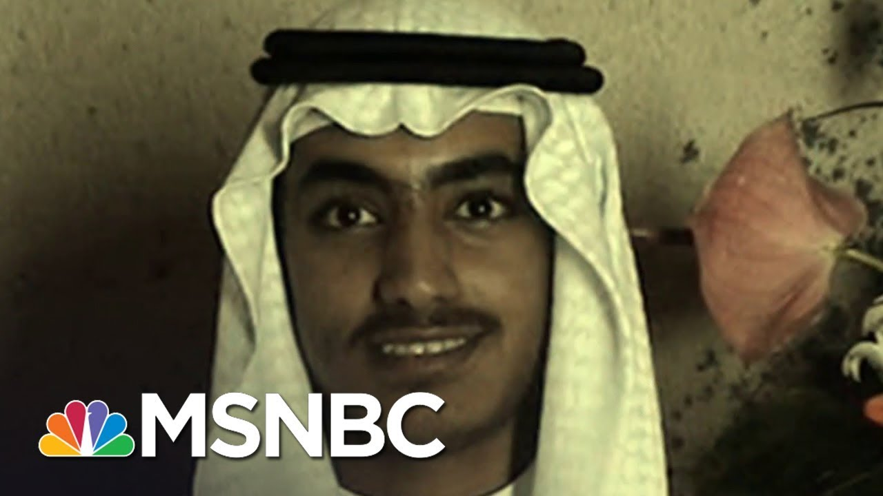 Trump confirms Osama bin Laden's son Hamza killed in US counterterrorism operation