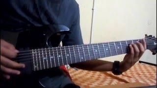 Meshuggah - Elastic (Guitar Cover)