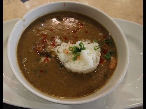The best cajun gumbo recipe youtube for Authentic new orleans cuisine