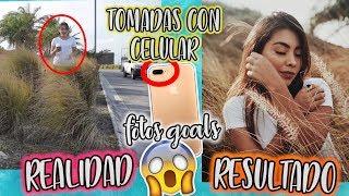 CREANDO FOTOS GOALS EN LUGARES FEOS!! *Tomadas con el celular*