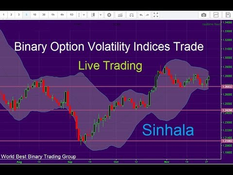 Low volatility binary options
