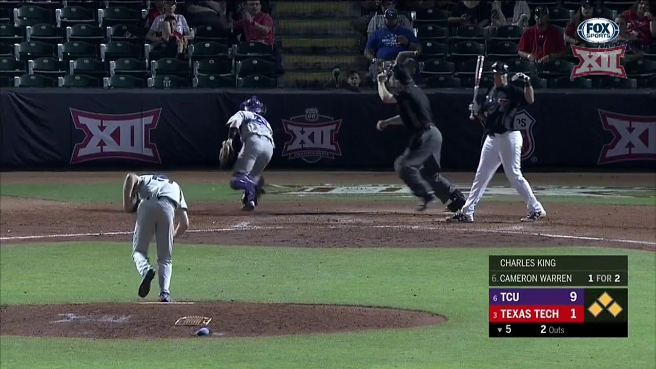 2018-baseball-championship-tcu-vs-texas-tech-baseball-highlights-game-4