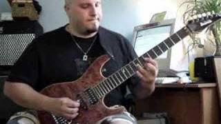 INTO ETERNITY - Suspension Of Disbelief Guitar Lesson