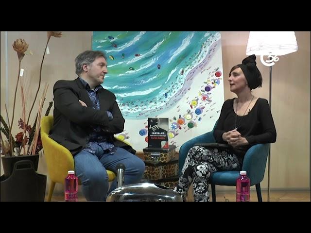 """Mariola Nos entrevista a Carlos Zanón. Carvalho: problemas de identidad"""""""