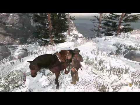 Red Dead Redemption - Hidden Treasure #9 - (Frontiersman)