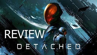 Detached Review Outer Space Here We Come! (Video Game Video Review)