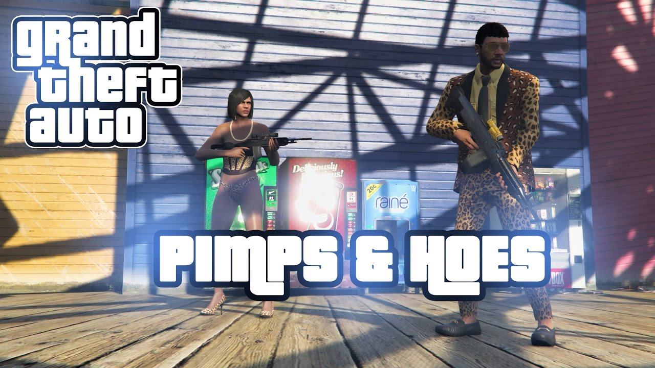 GTA LIVESTREAM WITH SLIT [PS4] | PIMPS & HOES - YouTube