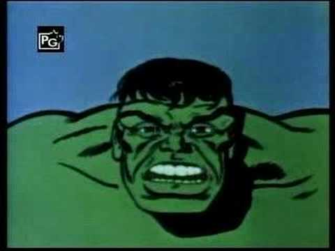 The Hulk - Cartoon Theme Song