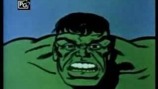 Download The Hulk - Cartoon Theme Song