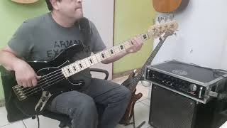 In the Stone - Earth wind & fire  bass cover