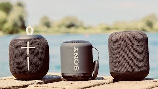 (New) Anker Soundcore Motion Q vs Sony XB10 vs UE Wonderboom