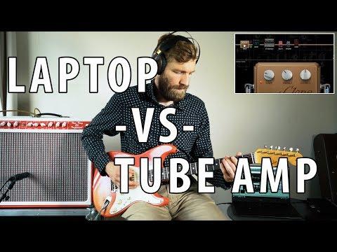 TUBE AMP vs LAPTOP   3500$ vs 59$   Surprising Tone Insight!!