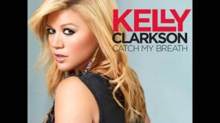 Kelly Clarkson -  Catch My Breath (Studio Acapella) + Download