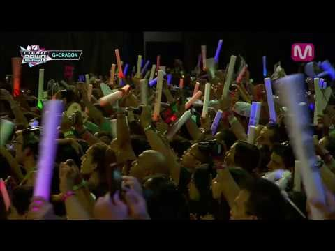 G-DRAGON_세상을 흔들어 (Shake the World by G-DRAGON on Mcountdown 2013.8.29)