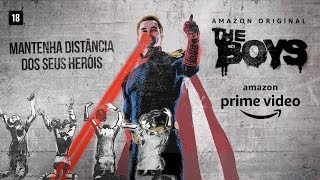 THE BOYS | AMAZON PRIME VIDEO