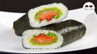 Домашние роллы  СУШИРИТТО  Рецепт от Суши мастера