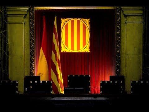 Directo: Puigdemont y el pleno del Parlament de Catalunya