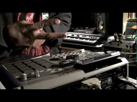 Disko Dave & The Ologist - The Main Ingredients (Episode 2) MPC Beat Vid