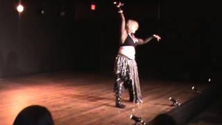 Liz Von Moxie at White Rabbit Cabaret