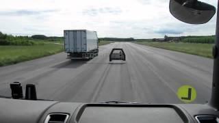 Scania Seguridad Activa - Sistema AEB de frenado
