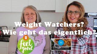 Weight Watcher, wie geht das eigentlich? Über WW im Allgemeinen.