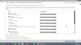 Windows 8 Tips Trucos Secretos  - 30 Cambiar, Ocultar, Quitar Programas de Área de Notificación