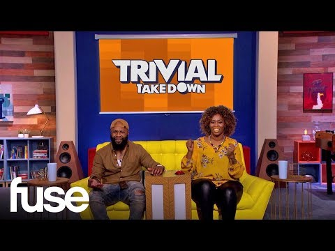 Glozell vs. Chico Bean | Trivial Takedown