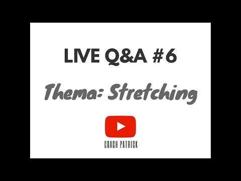 Live Video #6 Thema: Dehnen oder mobilisieren?