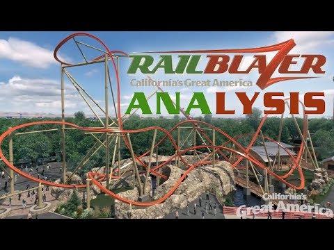 Railblazer Analysis California