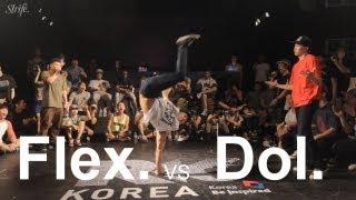 Flex vs Dol | R16 Korea Pre-Party 2013