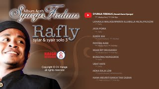 Album Solo Rafly Syurga Firdaus