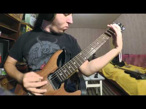 NextGen Human rhythm guitar demo