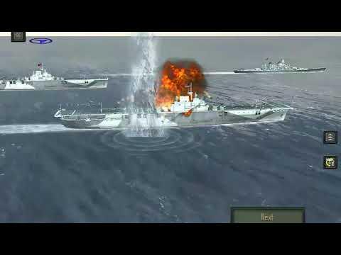 Revenge of Battleship Yamato to the US fleet (PACIFIC FLEET)   Meow Meow Walkthroughs.