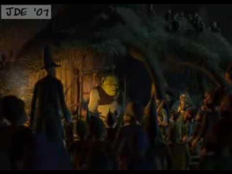 Shrek Donkey Pick Me - YouTube