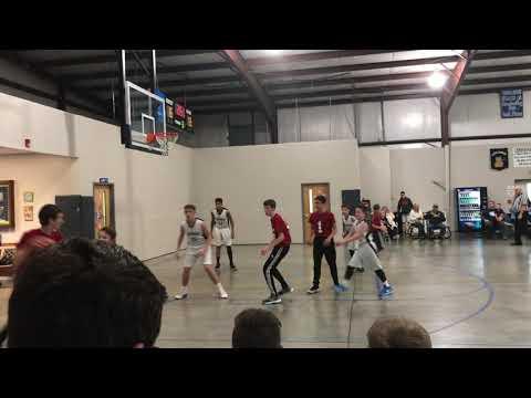 Cold Springs Mennonite School vs. Enoree jv basketball part 3