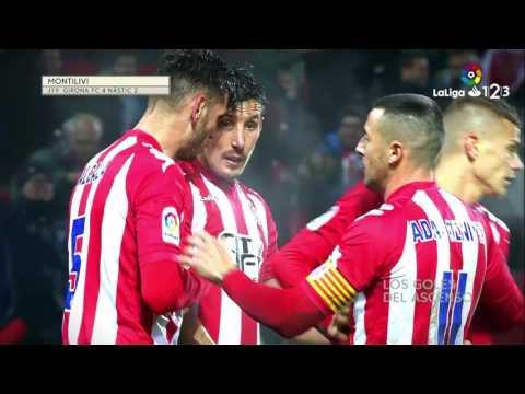 Todos los goles del ascenso del Girona FC