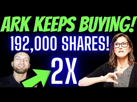 Download ARK INVEST KEEPS BUYING THIS SPAC STOCK! 192,000 SHARES PURCHASED! OPEN COULD DOUBLE SOON!