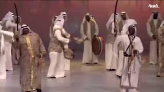 عرضة الملك سلمان في دار أوبرا الكويت