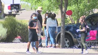 'Project Birthday New Mexico' helps more than a dozen kids celebrate with parade