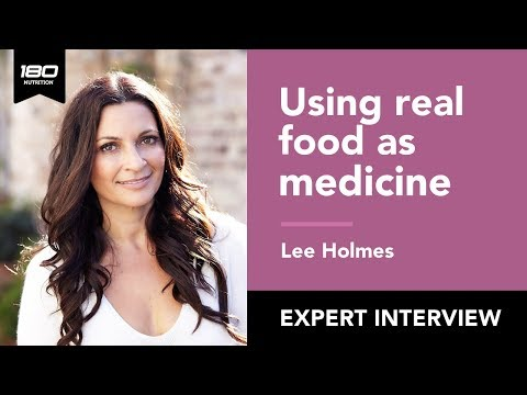 Lee Holmes: Ayurveda, Gut Health & Using Real Food to Beat My Autoimmune Disease