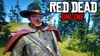 MAX Level Legendary Bounties & Free Aim PVP - Red Dead Online Frontier Pursuits Update