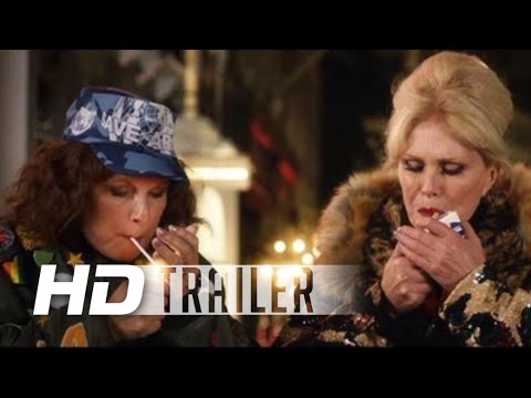 Absolutely Fabulous: The Movie | Official HD Trailer #1 | 2016 from YouTube · Duration:  2 minutes 39 seconds