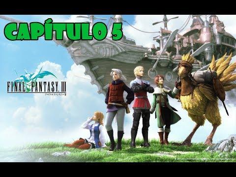 Final Fantasy III - Cap 05 - Desch y la Cima del Dragon