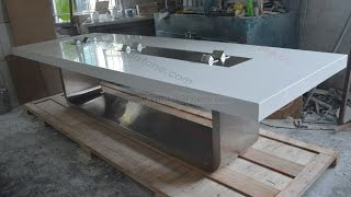 Euro stlye conference table