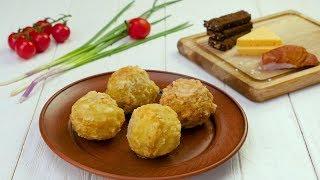 Фаршированный картофель с ветчиной - Рецепты от Со Вкусом