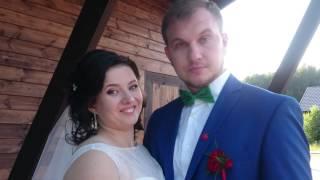 Свадьба в Нижнем Новгороде отзыв молодых о свадьбе, свадьба в красном и зеленом цвете