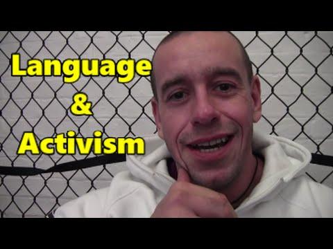 Language And Activism