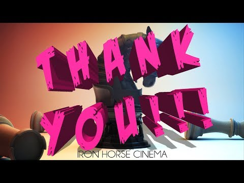 Thank You from Iron Horse Cinema! thumbnail