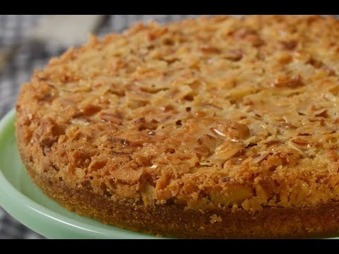 Almond Cake Recipe Demonstration - Joyofbaking.com